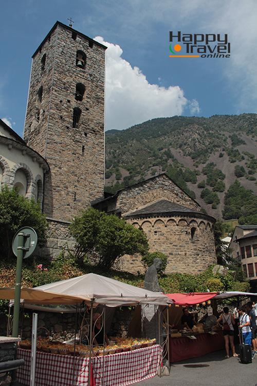 Iglesia de Andorra la Vella