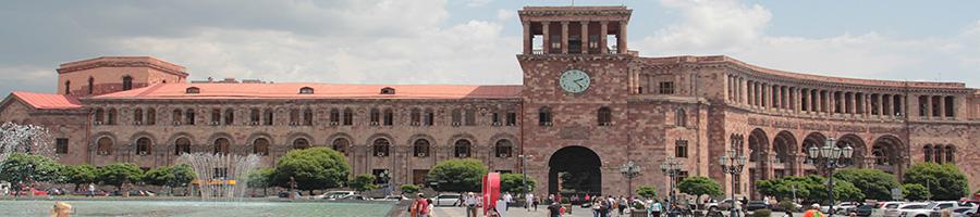 Centro de Yerevan