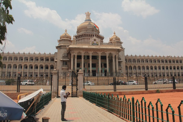 Bangalore en Imagenes de India