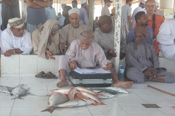 En la costa de Oman