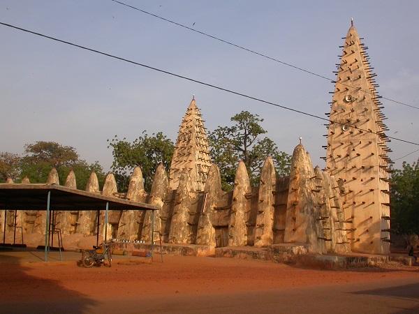 La capital económica de Burkina Faso