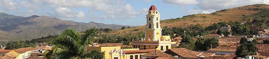 Panorámica de Trinidad