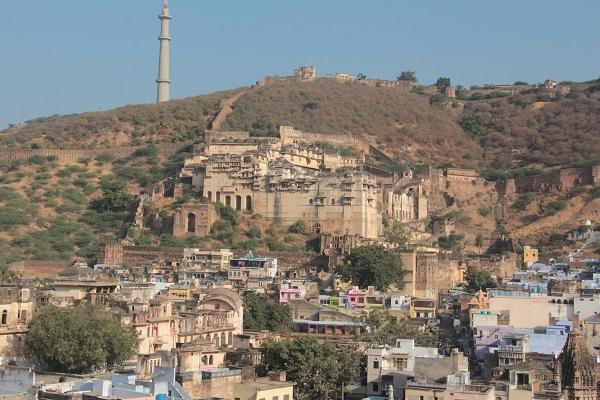 Imagenes de India en el Rajastan