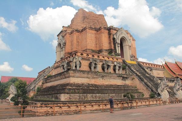 Capital del Norte de Tailandia