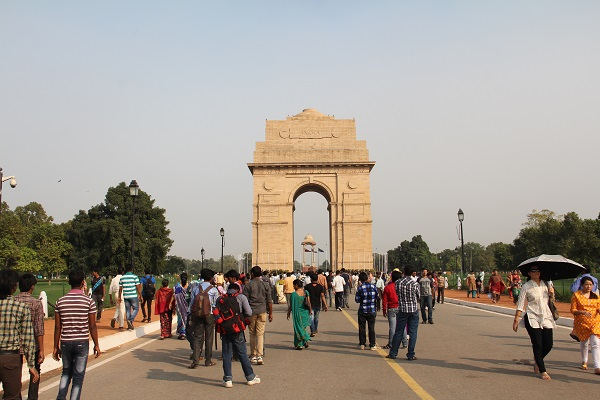 Imagenes de la capital de India