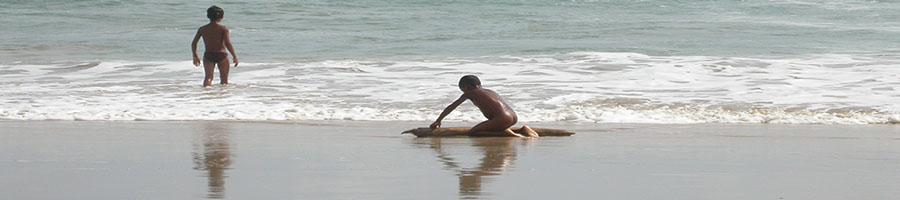 Playa de Ceara, Brasil