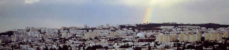 Panorámica de Túnez ciudad