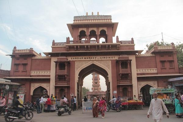 Imagenes de la India en el Rajastan