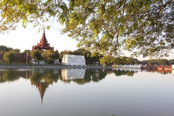 Ciudades de Myanmar