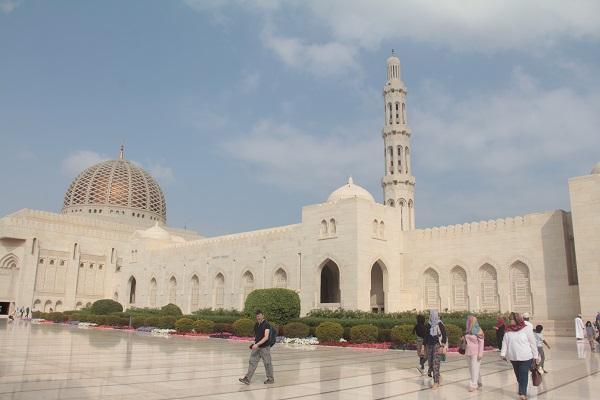 La capital de Oman