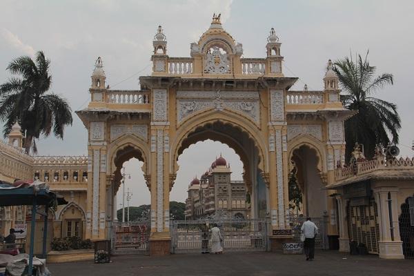 Mysore en el interior