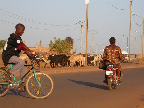 La capital de Burkina Faso