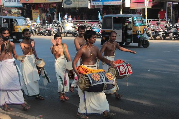 El interior de Kerala