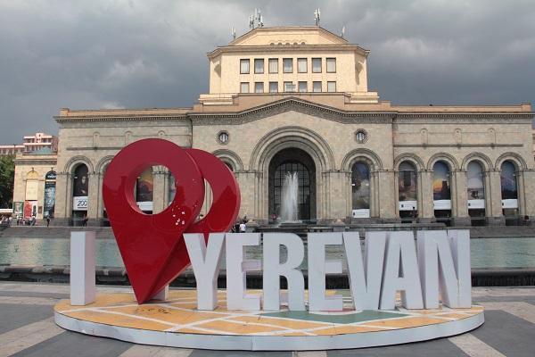 La capital de Armenia