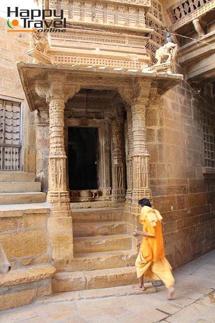 Templos jainistas en Jaisalmer
