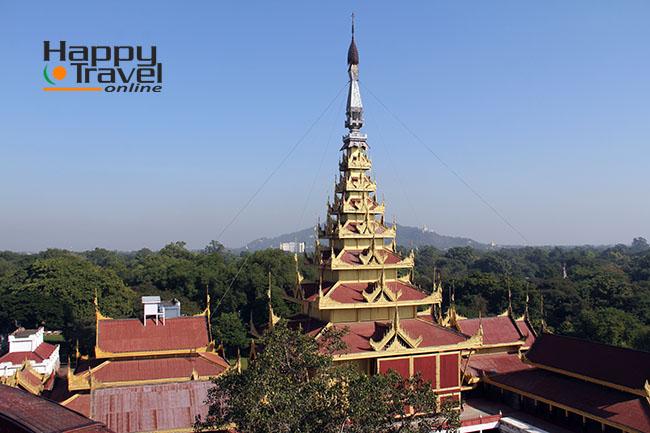 Imágenes tipicas de Mandalay