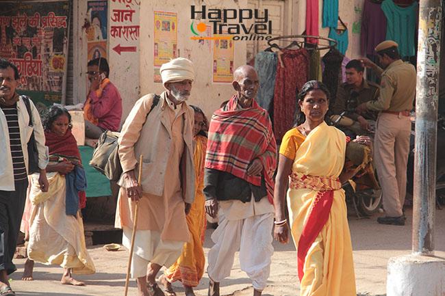 Feria de camellos de Pushkar