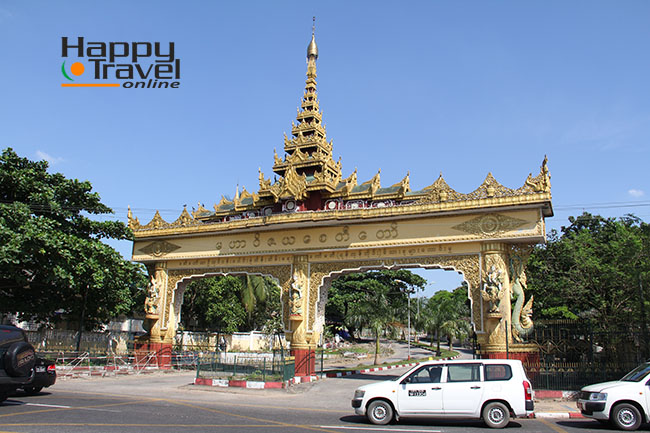 Imagenes de Yangon