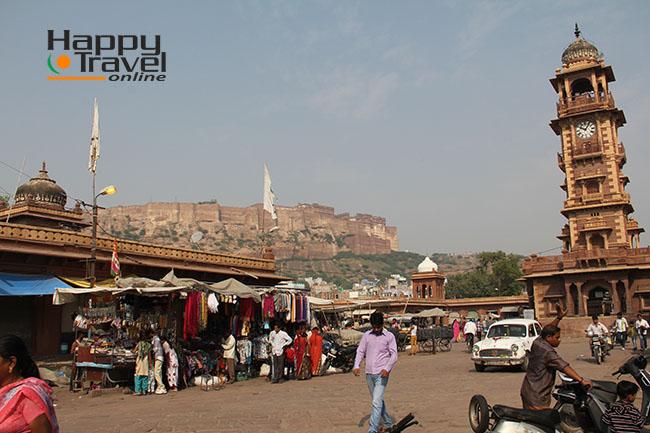 Imagenes de Jodhpur, mercado