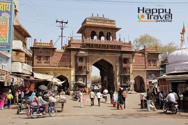 Imagenes de Jodhpur, palacio