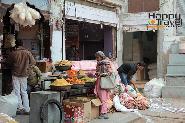 Imágenes de Jodhpur, el mercado