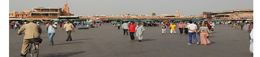 Imágenes de Marrakech