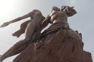 Monumento del Renacimento africano