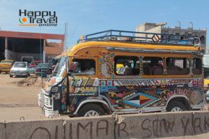 Transporte público de Dakar