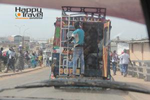 Dakar en car-rapid