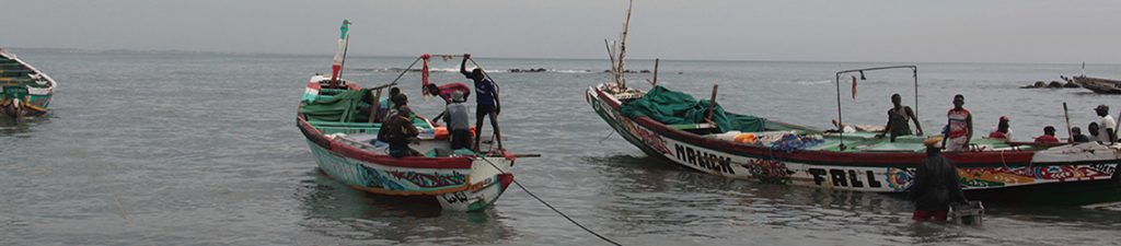 Experiencias pesqueras en Senegal
