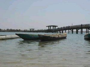 Puente de Fadiouth